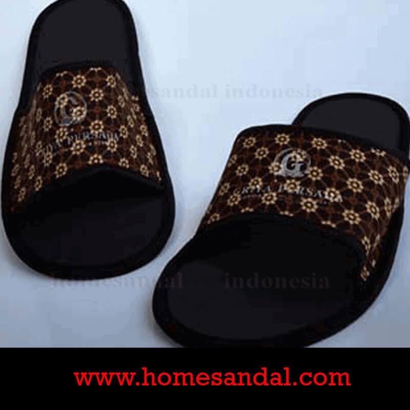 Jual Harga Sandal Hotel Batik
